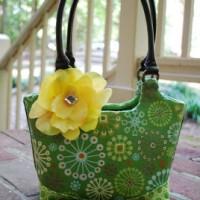 Mod Podged Handbag