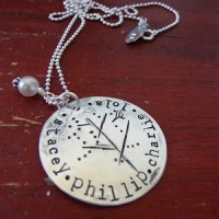 Lora Elizabeth Stamped Jewelry GIVEAWAY (closed)