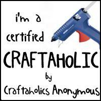 """you know you're a Craftaholic"" WINNERS"