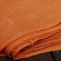 orange burlap