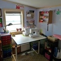 Crafty Spaces: Sarah from EmmylouBeeDoo