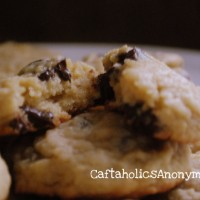 Chocolate Chip Cookies Recipe + fun activity for the kiddos