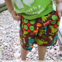 easy shorts with pockets TUTORIAL
