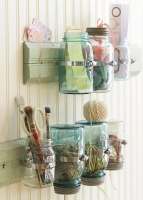 craft supply storage