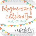Craftaholics Anonymous is turning 2!