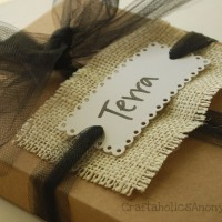 Gift Wrapping Ideas + Lifestyle Crafts DISCOUNT