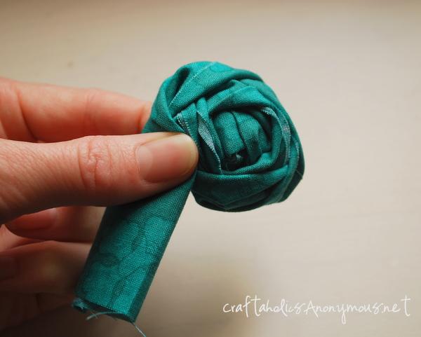 make a rosette