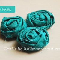 How to Make Rosettes {TUTORIAL}