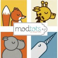 GIVEAWAY #3: Mod Tots {2 winners!!}
