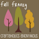 fall frenzy link party at craftaholics anonymous