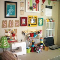 craft room tour from jen {you'll love it!}