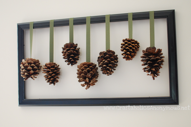 how to make an easy winter craft