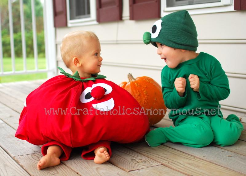 veggie tale costumes