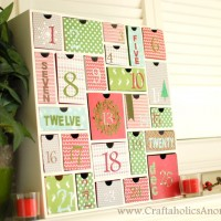 Christmas Advent Calendar + discount code for $10 off!