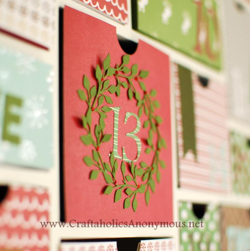 christmas calendar advent