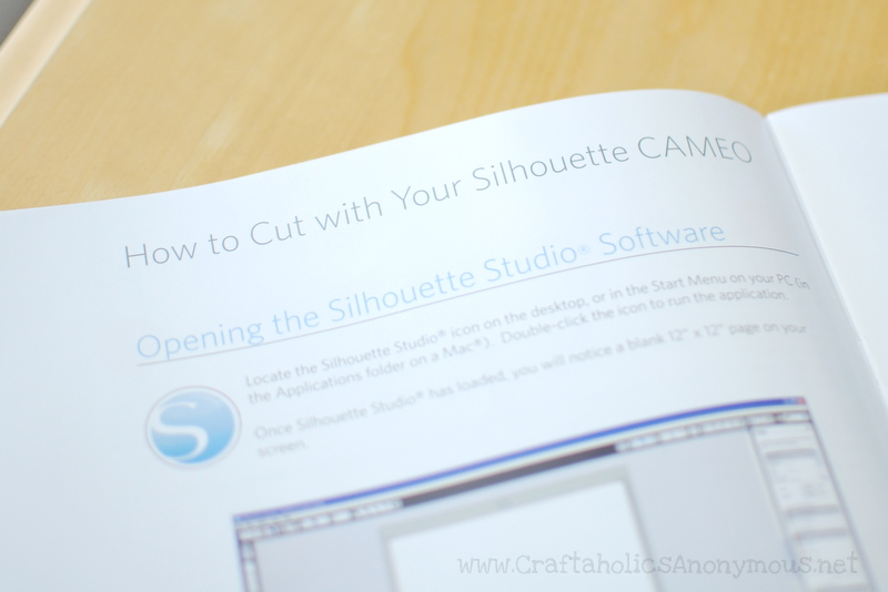 how to use a cameo digital cutting tool
