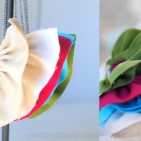 How to make a Ruffle Necklace {awesome gift idea!}