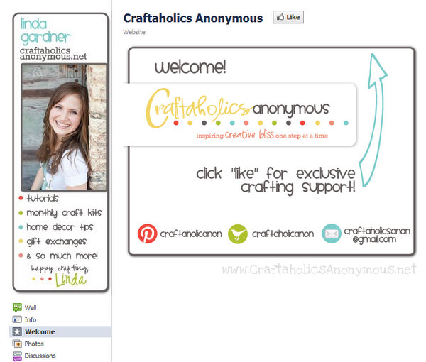 craftaholics anonymous on facebook