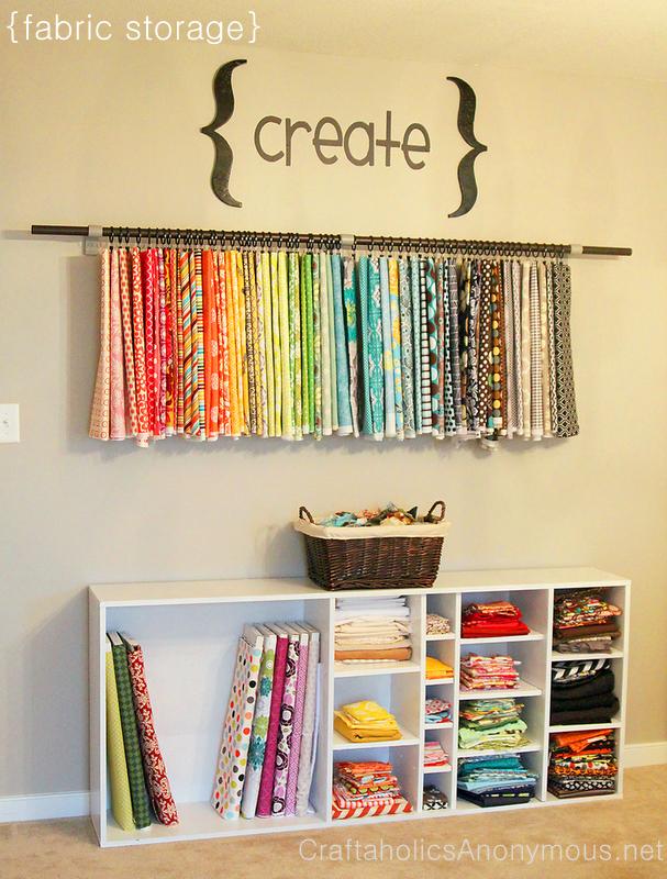 fabric organization