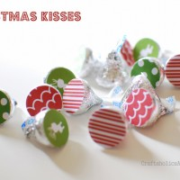 Christmas {hershey} Kisses!