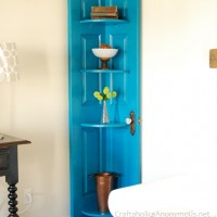 DIY Door Shelf TUTORIAL