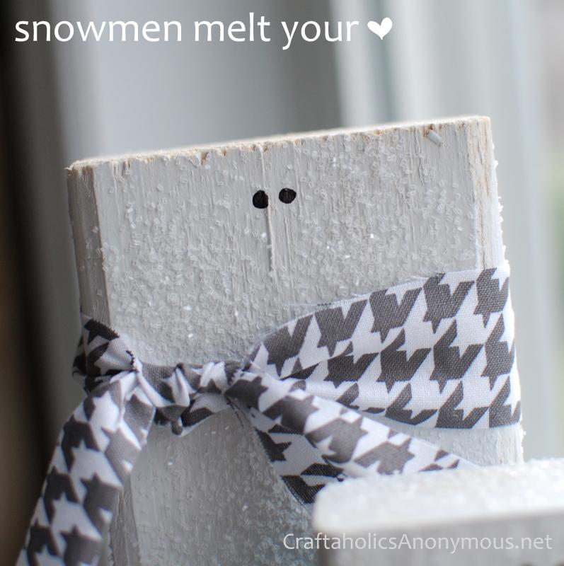 winter craft idea