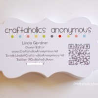 My NEWEST Business Cards