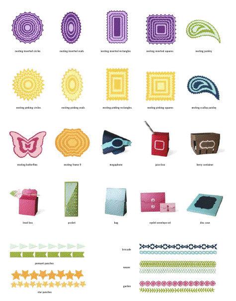lifestyle crafts die cuts