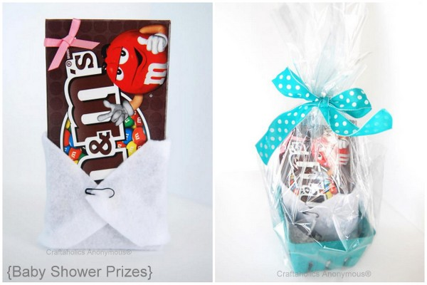 Baby Shower Game Prizes. Fun ideas that all will love!