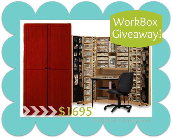 workbox giveaway