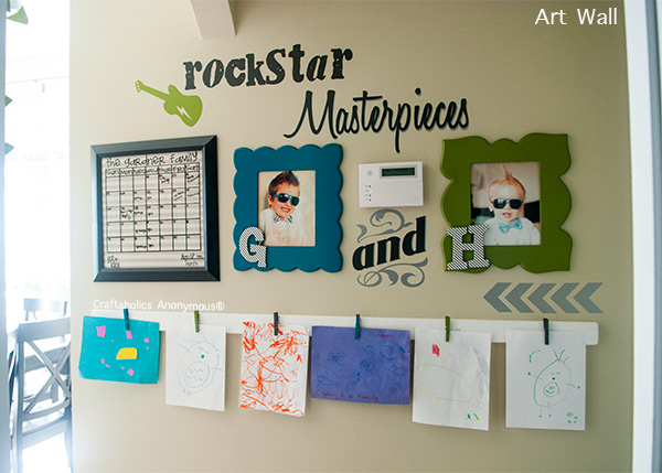 Creative Ways To Display Quotes: Craftaholics Anonymous®