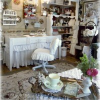 Craft Room Tour with Mary's Meanderings