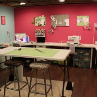 Craft Room TOUR with Midwest Modern Boutique