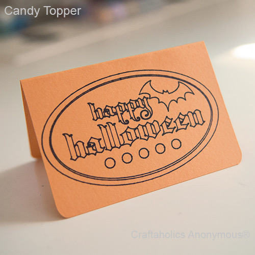 candy topper