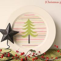 Christmas Plate: A Christmas Craft
