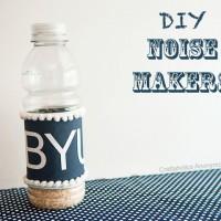 Noise Maker: An Easy Kid Craft