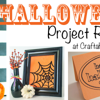 Halloween Crafts Roundup!