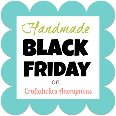 handmade black friday