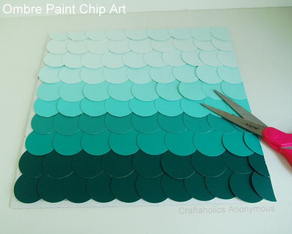 scallop paint chip