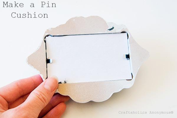 pin cushion craft