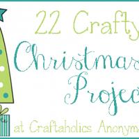 22 Christmas Crafts