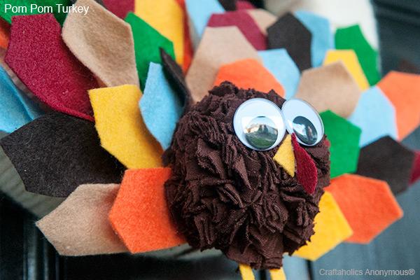 pom pom turkey