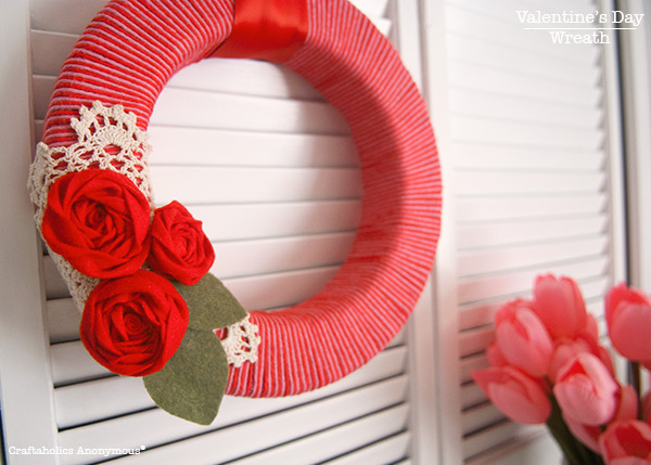 Valentine Day Craft Preschool