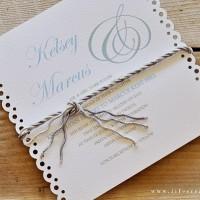 10 Tips on making DIY Wedding Invitations