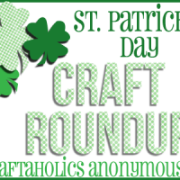 St Patrick's Day Crafts Roundup