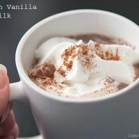 Delicious Cinnamon Vanilla Milk Recipe