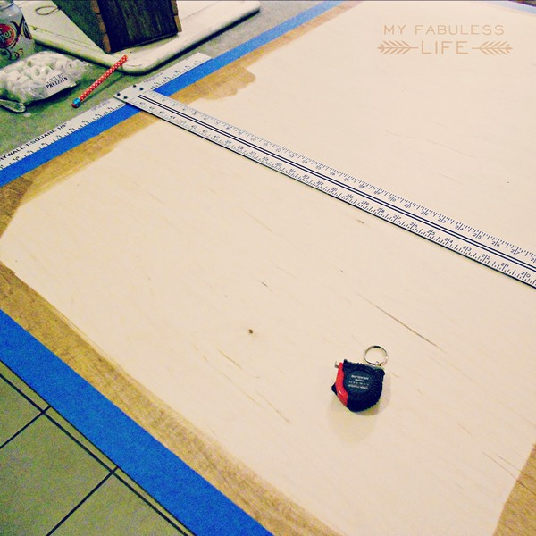 how to make a project board