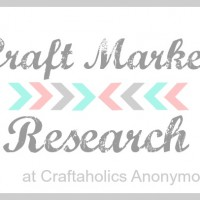 Opinions Needed for Craft Market Research!