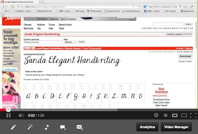 how to download fonts