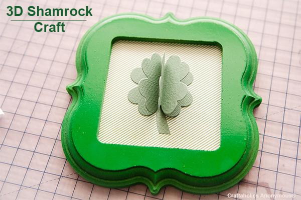 shamrock craft idea